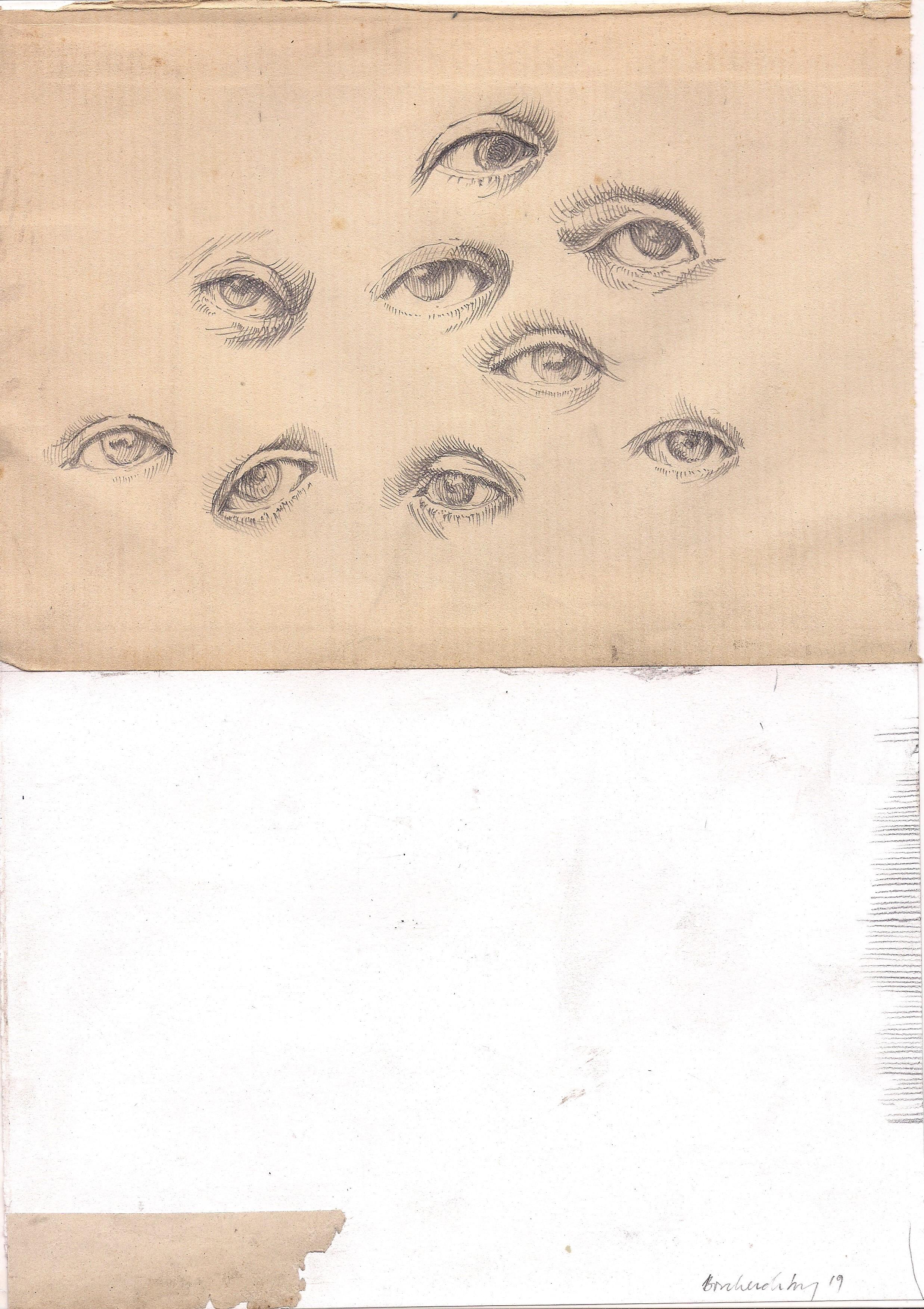 ohne Titel (Augen)