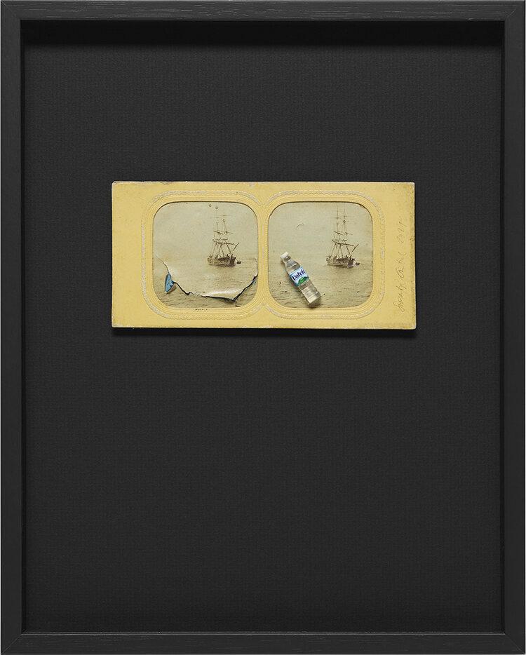 Swantje Güntzel, Stereoskopie, Papier, Kunststoff
