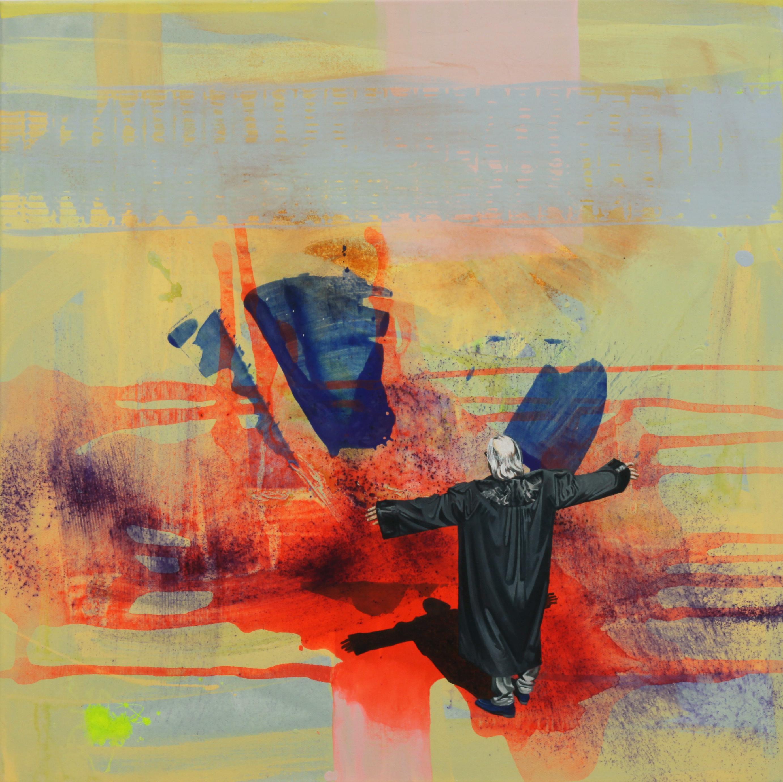 Der Realismus empfängt die Abstraktion