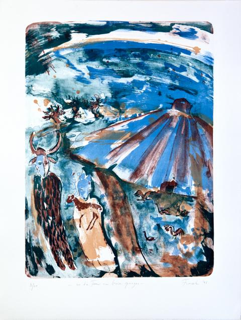 FRANEK, Wo die Feen im Grase springen, 1991
