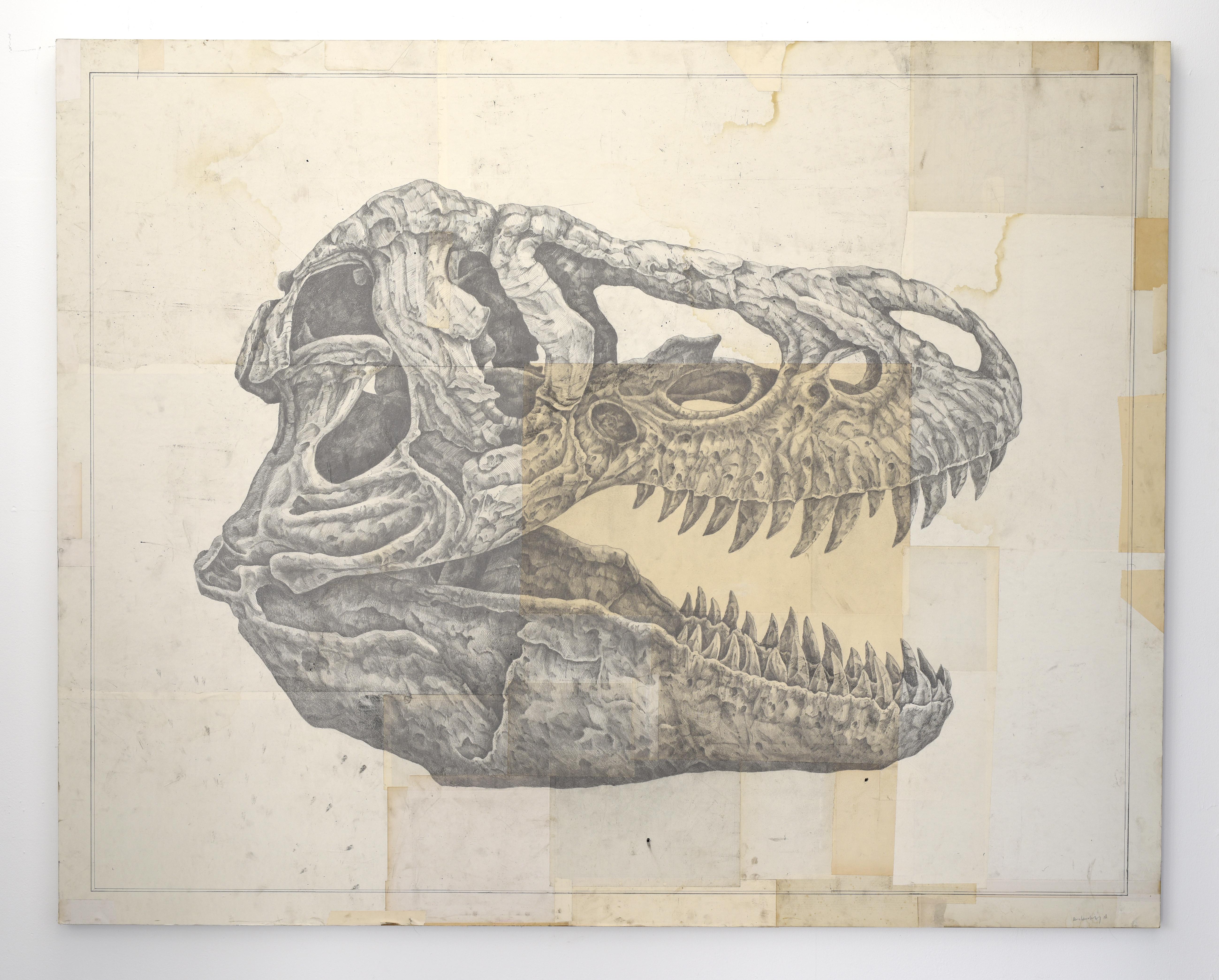 ohne Titel (T-Rex)