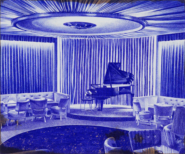 Tanzbar Hotel Carmenna, Arosa