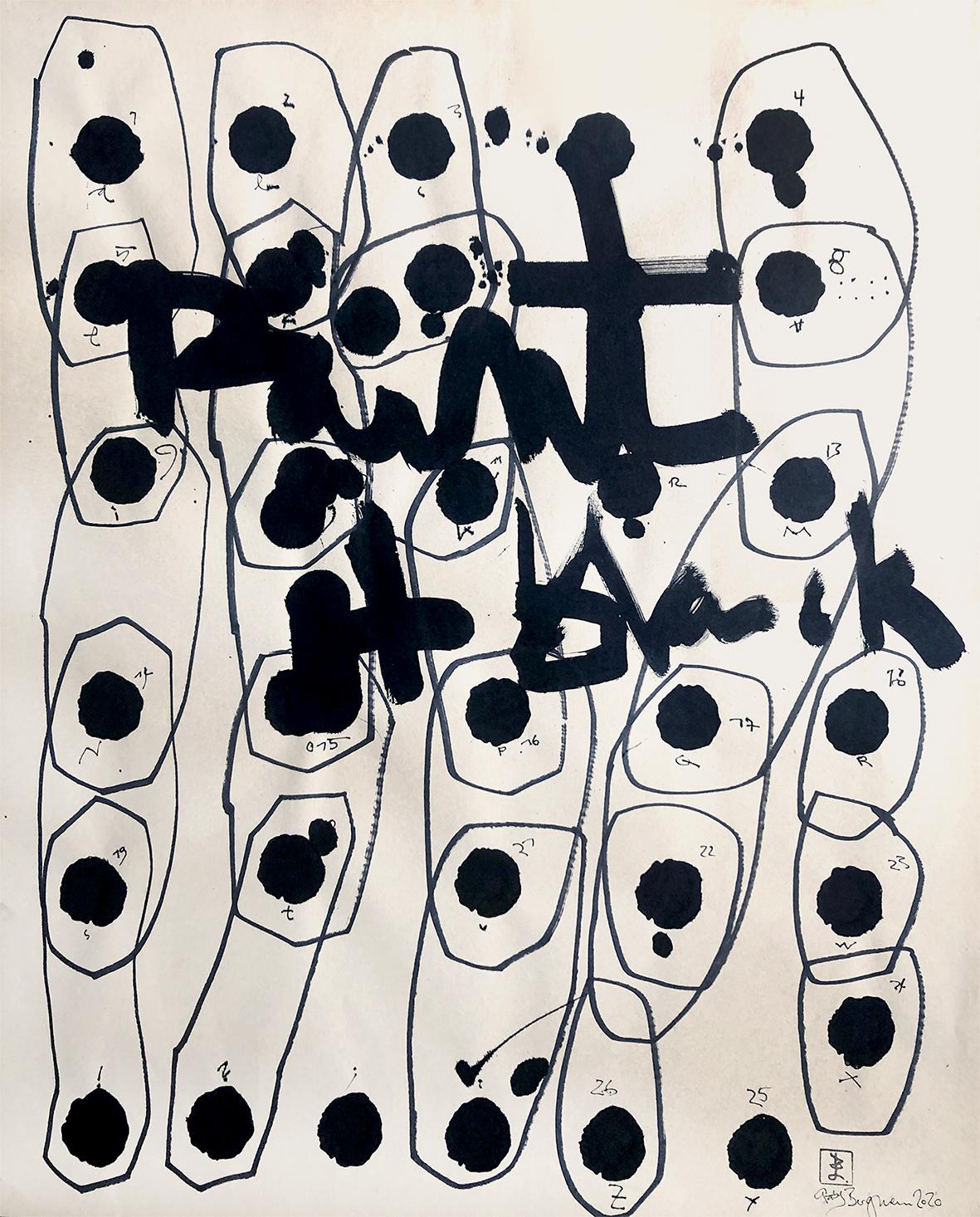 Pain't it, black